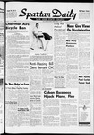 Spartan Daily, April 17, 1959 by San Jose State University, School of Journalism and Mass Communications