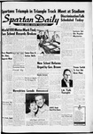 Spartan Daily, April 20, 1959 by San Jose State University, School of Journalism and Mass Communications