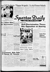 Spartan Daily, April 21, 1959 by San Jose State University, School of Journalism and Mass Communications