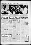 Spartan Daily, April 22, 1959 by San Jose State University, School of Journalism and Mass Communications
