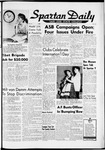 Spartan Daily, April 24, 1959 by San Jose State University, School of Journalism and Mass Communications