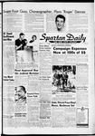 Spartan Daily, April 29, 1959