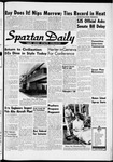 Spartan Daily, May 11, 1959 by San Jose State University, School of Journalism and Mass Communications