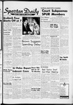 Spartan Daily, May 13, 1959 by San Jose State University, School of Journalism and Mass Communications