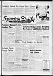 Spartan Daily, May 14, 1959 by San Jose State University, School of Journalism and Mass Communications
