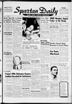 Spartan Daily, May 19, 1959 by San Jose State University, School of Journalism and Mass Communications
