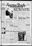 Spartan Daily, May 22, 1959