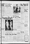 Spartan Daily, May 25, 1959 by San Jose State University, School of Journalism and Mass Communications