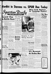 Spartan Daily, May 27, 1959 by San Jose State University, School of Journalism and Mass Communications