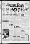 Spartan Daily, May 28, 1959 by San Jose State University, School of Journalism and Mass Communications