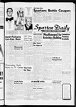 Spartan Daily, September 25, 1959 by San Jose State University, School of Journalism and Mass Communications