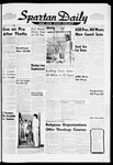 Spartan Daily, September 28, 1959 by San Jose State University, School of Journalism and Mass Communications
