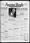 Spartan Daily, September 30, 1959 by San Jose State University, School of Journalism and Mass Communications