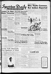 Spartan Daily, October 2, 1959 by San Jose State University, School of Journalism and Mass Communications