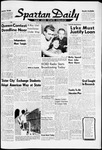 Spartan Daily, October 5, 1959 by San Jose State University, School of Journalism and Mass Communications