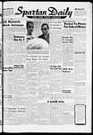 Spartan Daily, October 6, 1959 by San Jose State University, School of Journalism and Mass Communications