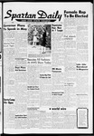Spartan Daily, October 7, 1959 by San Jose State University, School of Journalism and Mass Communications