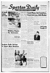 Spartan Daily, October 8, 1959 by San Jose State University, School of Journalism and Mass Communications