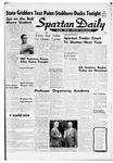 Spartan Daily, October 9, 1959 by San Jose State University, School of Journalism and Mass Communications