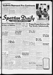 Spartan Daily, October 12, 1959 by San Jose State University, School of Journalism and Mass Communications