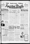 Spartan Daily, October 13, 1959 by San Jose State University, School of Journalism and Mass Communications