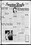 Spartan Daily, October 15, 1959 by San Jose State University, School of Journalism and Mass Communications
