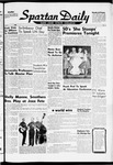 Spartan Daily, October 16, 1959 by San Jose State University, School of Journalism and Mass Communications