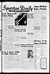Spartan Daily, October 19, 1959 by San Jose State University, School of Journalism and Mass Communications