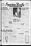Spartan Daily, October 20, 1959 by San Jose State University, School of Journalism and Mass Communications