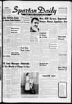 Spartan Daily, October 22, 1959 by San Jose State University, School of Journalism and Mass Communications
