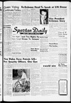 Spartan Daily, October 23, 1959 by San Jose State University, School of Journalism and Mass Communications
