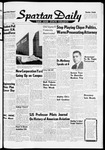 Spartan Daily, October 26, 1959 by San Jose State University, School of Journalism and Mass Communications