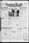 Spartan Daily, October 27, 1959 by San Jose State University, School of Journalism and Mass Communications