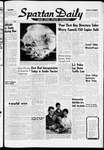 Spartan Daily, October 29, 1959 by San Jose State University, School of Journalism and Mass Communications