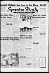 Spartan Daily, November 2, 1959 by San Jose State University, School of Journalism and Mass Communications