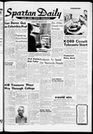 Spartan Daily, November 3, 1959 by San Jose State University, School of Journalism and Mass Communications