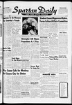Spartan Daily, November 5, 1959 by San Jose State University, School of Journalism and Mass Communications