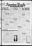 Spartan Daily, November 9, 1959 by San Jose State University, School of Journalism and Mass Communications