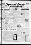 Spartan Daily, November 9, 1959