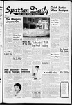 Spartan Daily, November 10, 1959 by San Jose State University, School of Journalism and Mass Communications