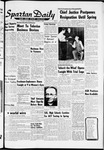 Spartan Daily, November 13, 1959