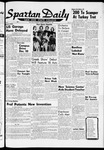 Spartan Daily, November 23, 1959 by San Jose State University, School of Journalism and Mass Communications