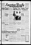 Spartan Daily, November 24, 1959 by San Jose State University, School of Journalism and Mass Communications
