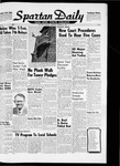 Spartan Daily, November 25, 1959