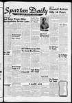 Spartan Daily, December 3, 1959 by San Jose State University, School of Journalism and Mass Communications