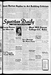 Spartan Daily, December 7, 1959 by San Jose State University, School of Journalism and Mass Communications