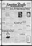 Spartan Daily, December 8, 1959 by San Jose State University, School of Journalism and Mass Communications