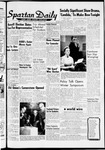Spartan Daily, January 8, 1960 by San Jose State University, School of Journalism and Mass Communications