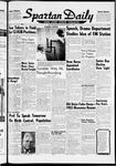 Spartan Daily, January 11, 1960 by San Jose State University, School of Journalism and Mass Communications