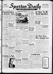 Spartan Daily, January 12, 1960 by San Jose State University, School of Journalism and Mass Communications